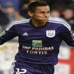 Borussia le pasó encima al Anderlecht de Najar