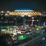 Estadio de Manos no recibe viste bueno de la FIFA