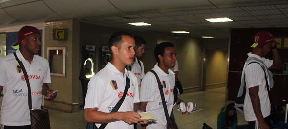 Arribo SPS Venezuela