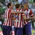Atlético de Madrid líder gracias al Barça
