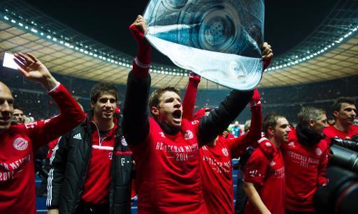 Bayer Munich Campeón 2014
