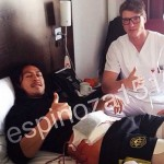 En un mes regresará Roger Espinoza después de la operación