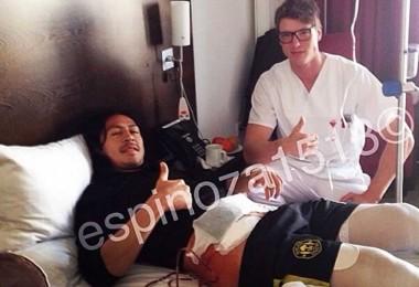 Cirugia Roger Espinoza