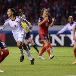 Costa Rica cae en debut mundial femenino sub-17
