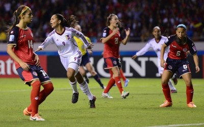Costa Rica cayó dos a cero ante Venezuela