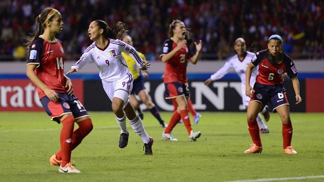 Costa Rica femenino