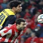 Atlético de Madrid no cede la punta