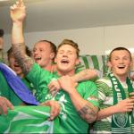 Emilio Izaguirre gana tercer título con Celtic