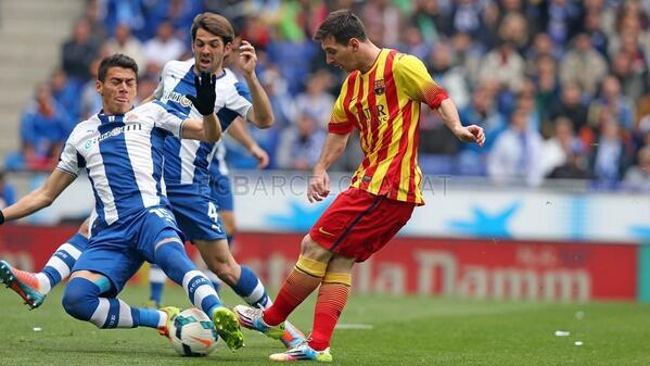 Gol de Messi vs Espanyol