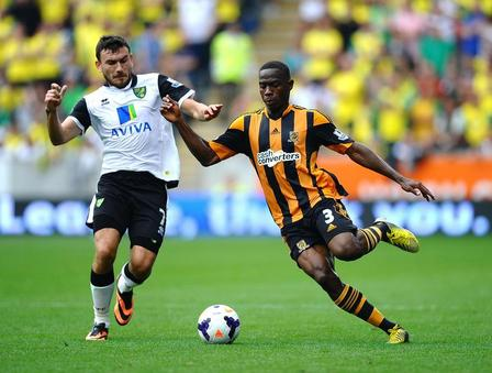 Hull City Maynor-Figueroa
