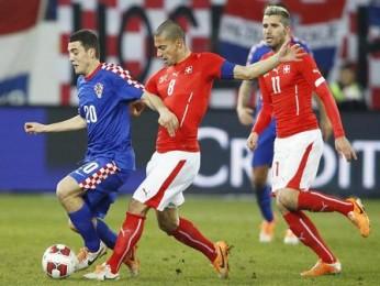 Suiza-Croacia