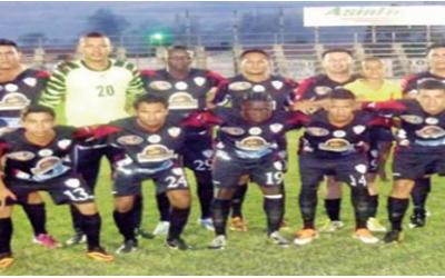 Atlético Choloma, se impuso 2-o en el Rubén Deras al Valle FC el sábado en el primer partido de esta etapa.