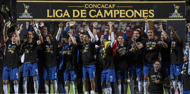 Cruz Azul campeon CCL 2013