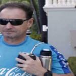 Gutiérrez » Garrido sufre de una contractura en muslo posterior de la pierna derecha»