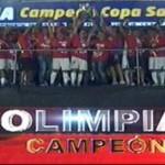 Olimpia regresa a Liga Campeones Concacaf