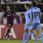 Lanús y Bolivar empatan en la ida semifinales Copa Libertadores
