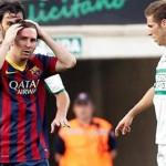 Barcelona-Atlético todo será en el Noucamp