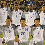 Estos son los mundialistas de Honduras