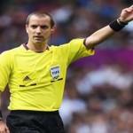 Norteamericano Mark Geiger, árbitro para Colombia v Grecia