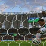 Valladares estrenó nueva tecnología del Mundial