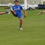 Honduras se declara lista para debutar ante Francia