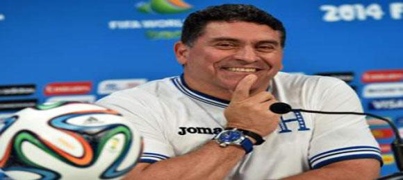 Colombiano Luis Fernando Suarez