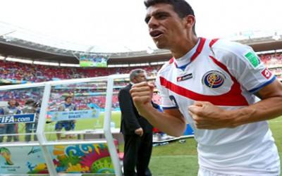 Costa Rica Jhony Acosta