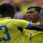Ríspido empate entre Inglaterra y Ecuador