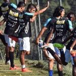 Honduras se pone a punto para enfrentar a Francia