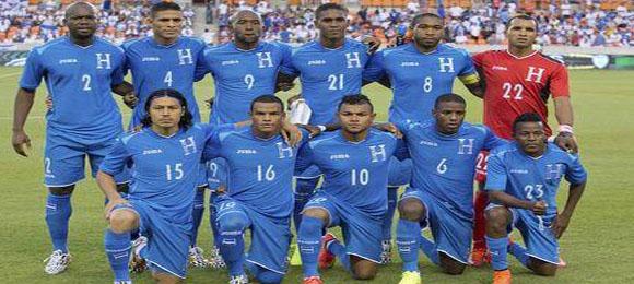 Honduras contra Israel 1 Junio 2014