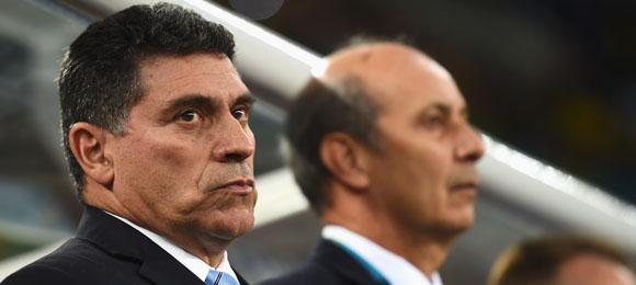 Luis F Suarez v Ecuador