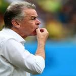 Hitzfeld «Sacamos ventaja de la desesperación de Honduras»
