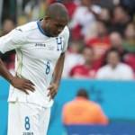 Palacios: Fue emocionante ver a la Selección como aficionado