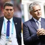 Rueda y Suárez harán historia en el Mundial de Brasil