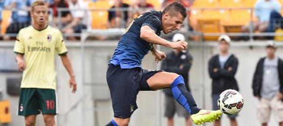 AC Milan Manchester City Copa Euroamericana