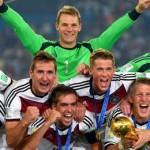 Alemania por tercer vez, se cruza en el camino de Messi