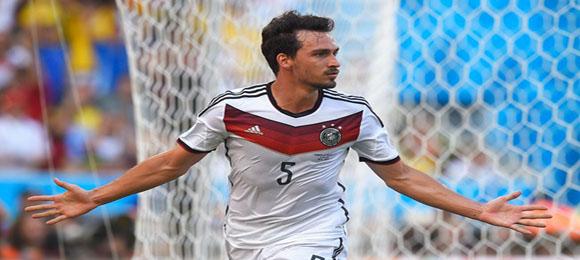Alemania Mats Hummles