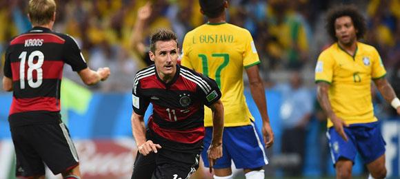 Alemania Miroslav Klose