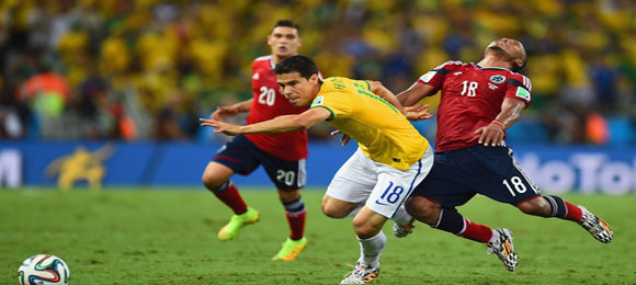 Brasil Colombia cuartos de final 2014
