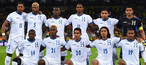 20 Junio 2014, Honduras v Ecuador en Curitiba