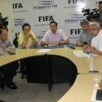 Fenafuth prometa  ayuda, Liga espera sea realidad