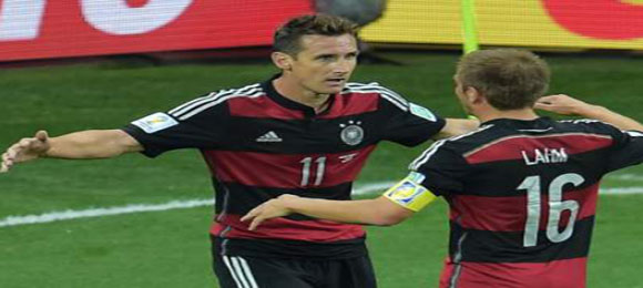 Miroslav Klose goleador