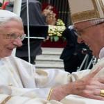 Vaticano niega que Benedicto XVI y Francisco se reunirán para ver final del Mundial