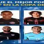 Encuesta ¿Quién fue el mejor portero de Concacaf en el Mundial?