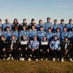 Jerry Bengtson en la foto oficial de Belgrano