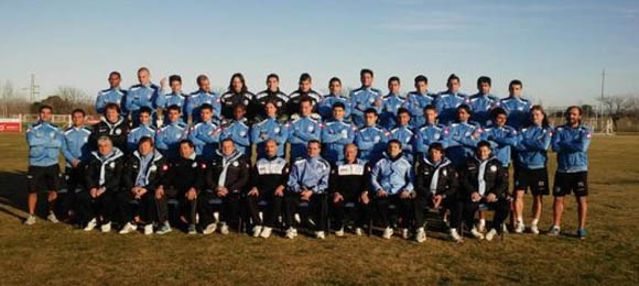 Belgrano foto oficial