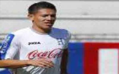 Jonathan Paz, defensor de la Real Sociedad causó baja el viernes de la lista de convocados de la Selección de Honduras.