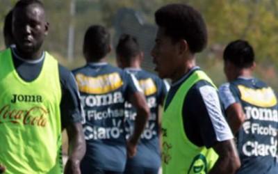 Henry Figueroa y Wilmer Crisanto podrían ser títulares el miércoles contra Guatemala en la Copa Centroamericana 2014