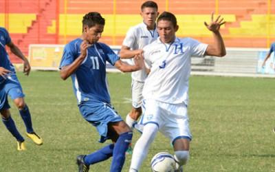 U20 Honduras El Salvador  2014