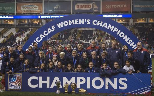 CWC 2014 EUA Campeon